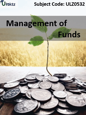 Management of Funds