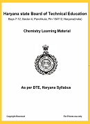 Chemistry Learning Material