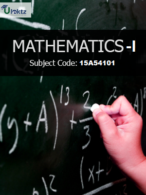 MATHEMATICS – I