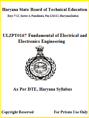 Fundamental of Electrical and Electronics Engineering - Polytechnic Ebook