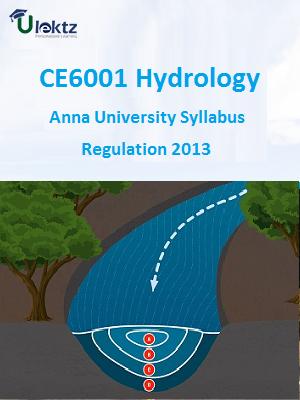 Hydrology Syllabus