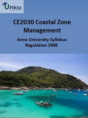 Coastal Zone Management Syllabus