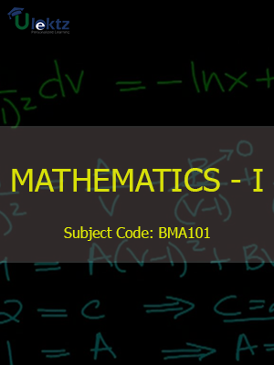 Mathematics-1