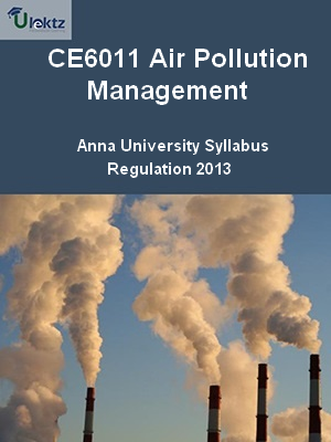Air Pollution Management Syllabus