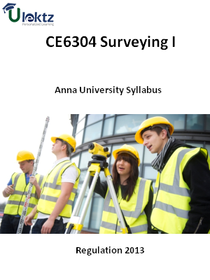 Surveying I Syllabus