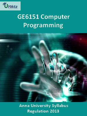 Computer Programming Syllabus