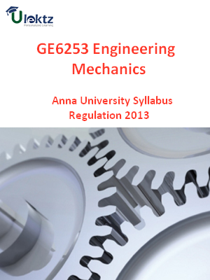 Engineering Mechanics Syllabus
