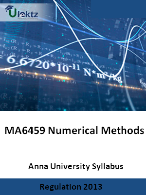 Numerical Methods Syllabus