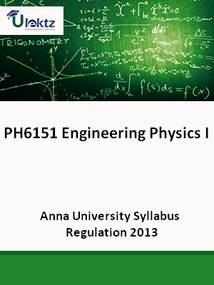 Engineering Physics-I Syllabus