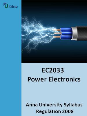 Power Electronics Syllabus