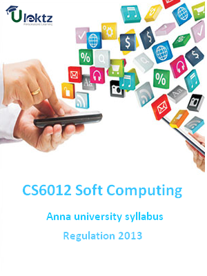 Soft Computing - Syllabus