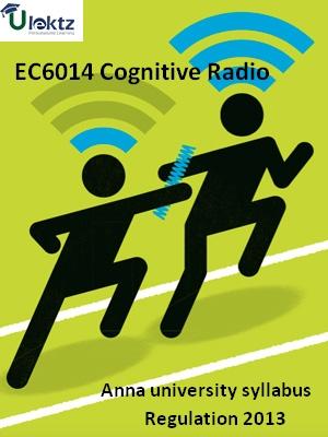 Cognitive Radio - Syllabus