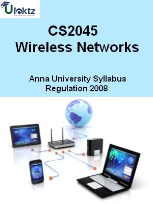 Wireless Networks - Syllabus