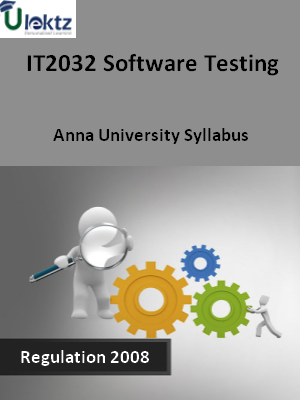 Software Testing - Syllabus
