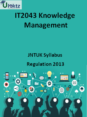 Knowledge Management - Syllabus