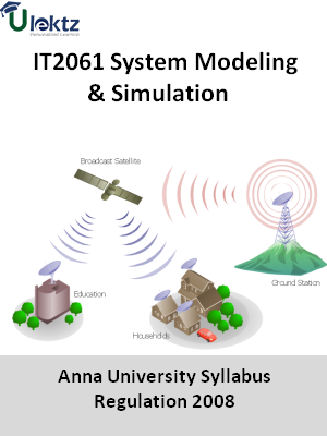 System Modeling And Simulation - Syllabus