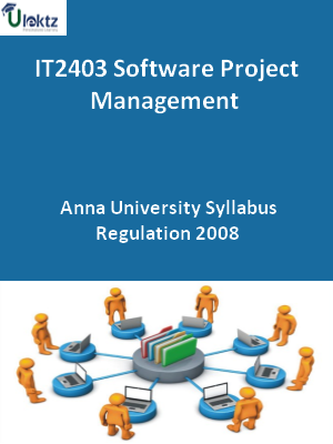 Software Project Management - Syllabus