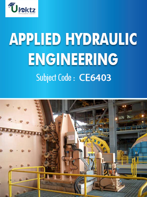 Applied Hydraulic Engineering