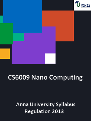 Nano Computing - Syllabus
