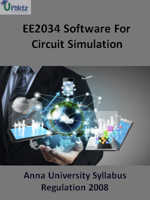 Software For Circuit Simulation - Syllabus