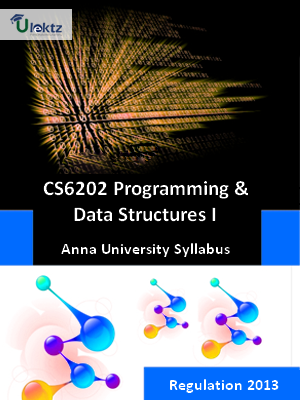 Programming and Data Structures I - Syllabus