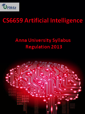 Artificial Intelligence - Syllabus