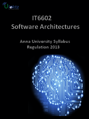Software Architectures - Syllabus