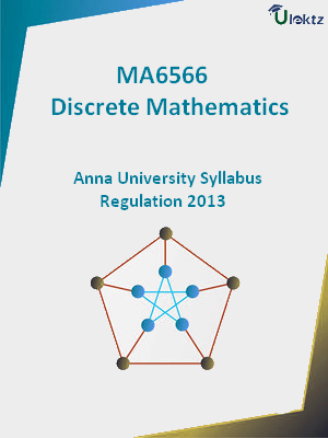 Discrete Mathematics - Syllabus