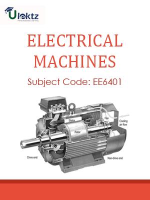 Electrical Machines – I