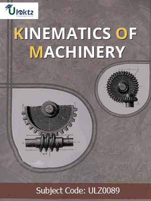 Kinematics of Machinery