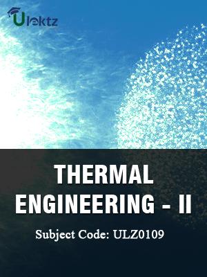 Thermal Engineering -II