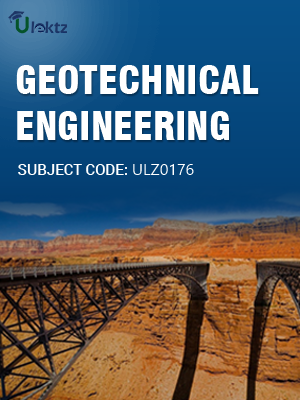 Geotechnical Engineering – II