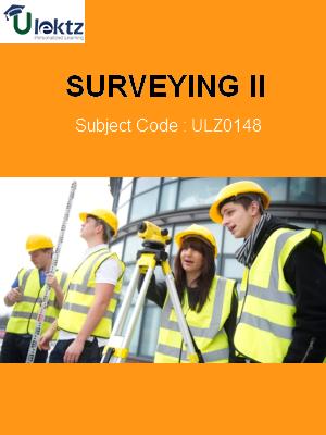 Surveying II