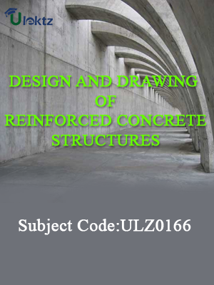 Design and Drawing of Reinforced Concrete Structures