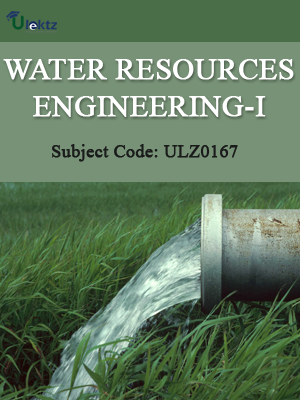 Water Resources Engineering–I