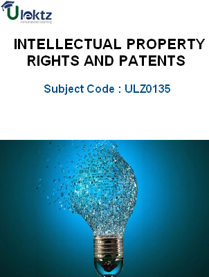 IPR & Patents