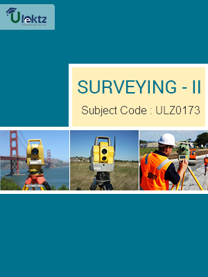Surveying – II