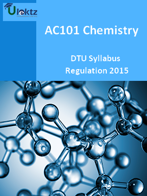 Chemistry - Syllabus