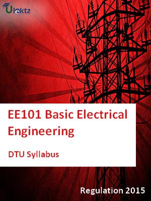 Basic Electrical Engineering - Syllabus