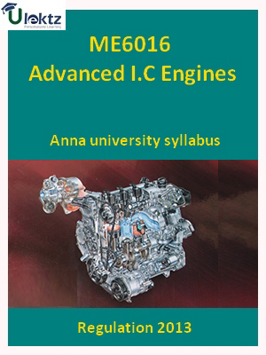 Advanced I.C Engines - Syllabus