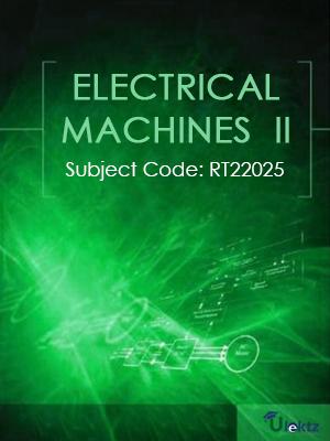 Electrical Machines-II