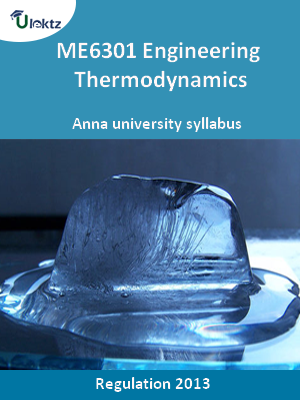 Engineering Thermodynamics - Syllabus