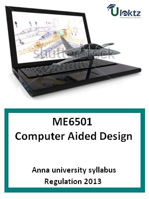 Computer Aided Design - Syllabus