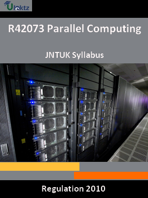 Parallel Computing - Syllabus