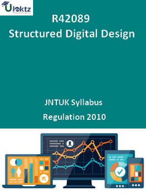 Structured Digital Design - Syllabus
