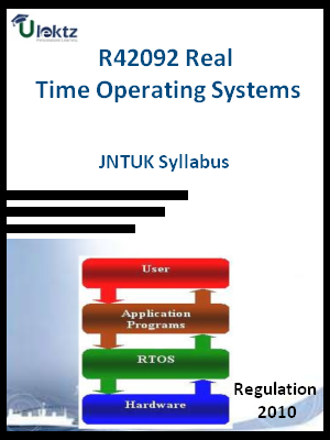 Real Time Operating Systems - Syllabus