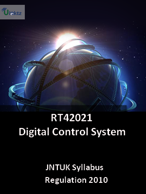 Digital Control System - Syllabus