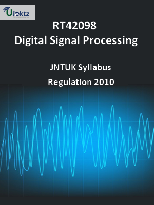 Digital Signal Processing - Syllabus