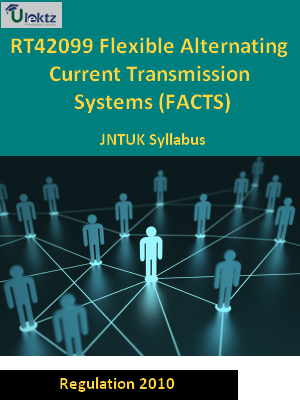 Flexible Alternating Current Transmission Systems (FACTS) - Syllabus