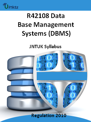 Data Base Management Systems (DBMS) - Syllabus